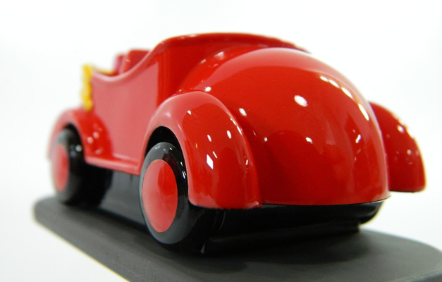 Wiggles Big Red Car Box And Dice Box And Dice